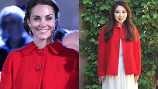 Keren..Wanita yang Habiskan Rp 519 Juta demi Bergaya Mirip Kate Middleton
