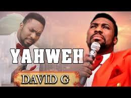 Lyrics David G. Yahweh
