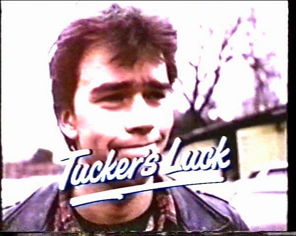 Title card for Tucker's Luck