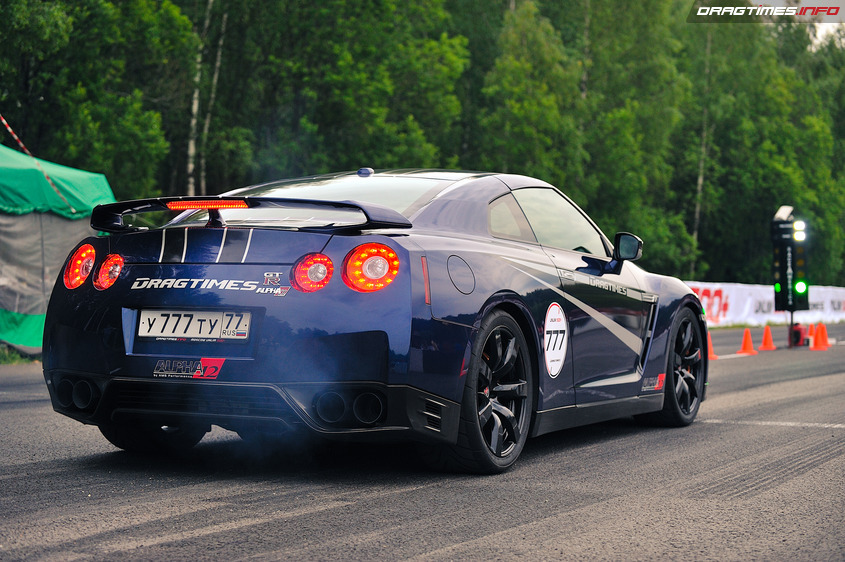 moscow 500 ams gt r for the standing mile. Black Bedroom Furniture Sets. Home Design Ideas