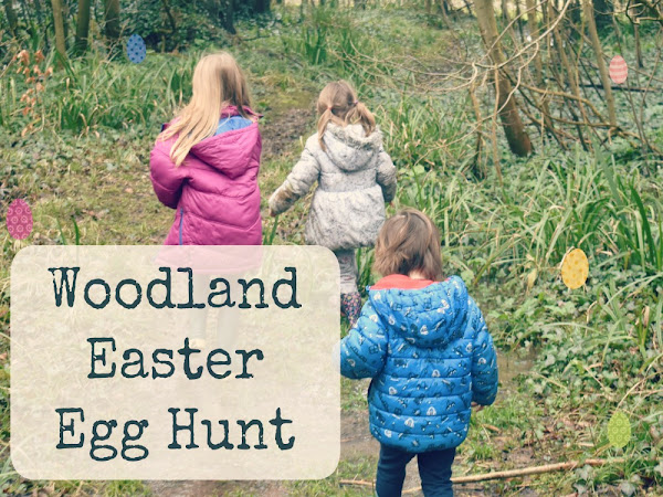 Woodland Easter Egg Hunt