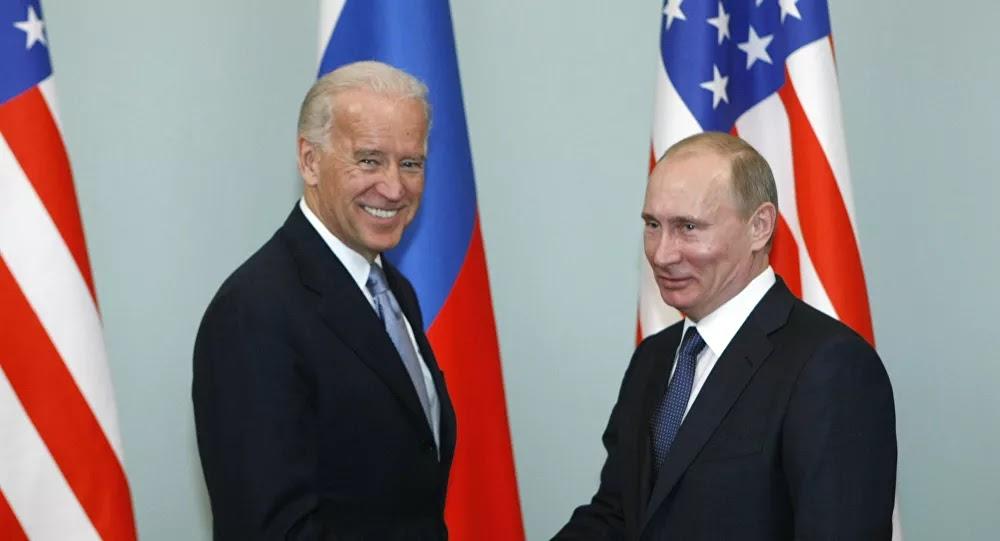 """سيناتور أمريكي يعلن عن """"كارثة مرتقبة"""" بسبب هدايا بالمليارات من بايدن لبوتين"""