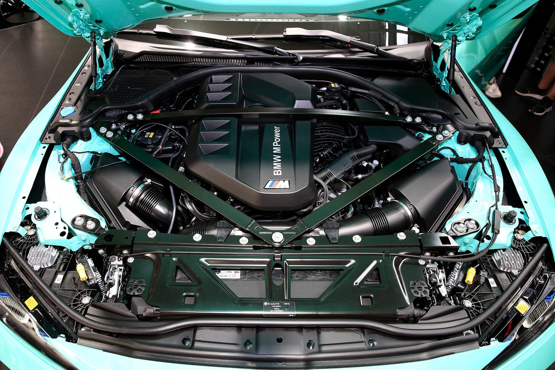 بي إم دبليو BMW M4 Competition المحرك