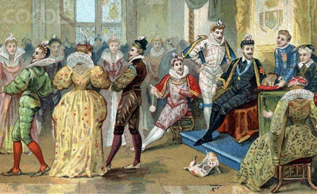 Resultado de imagen para Fotos de Enrique III, rey polaco