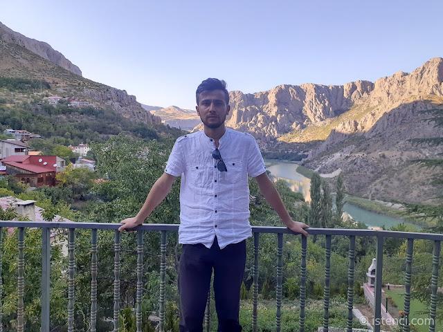 Harun İstenci Kemaliye (Eğin), Erzincan'da - Eylül 2019