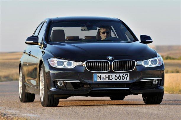 Test drive 2012 BMW 3 Series - video