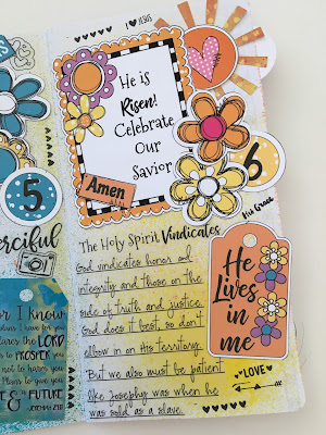 Lent 2018 Day 6 with Lynn at Lot95Designs