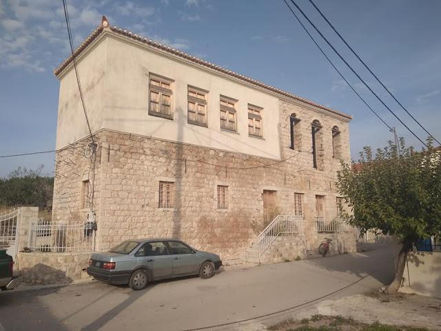 Το ιστορικό σχολείο της Κοιλάδας, μπαίνει σε πορεία ολοκλήρωσης