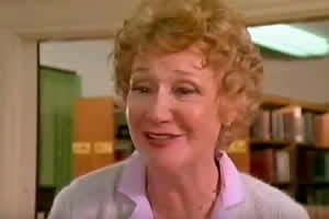 Dody Goodman as Miss Eells