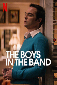 The Boys in the Band Torrent - WEB-DL 720p/1080p Dual Áudio