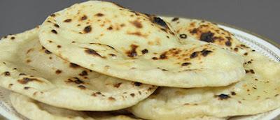 घर में बनाएं बटर नान ( Butter Naan recipe in hindi)