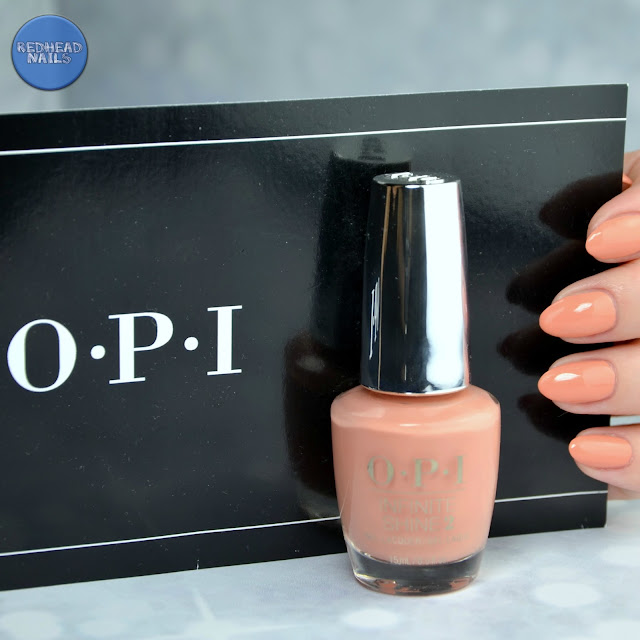 "OPI Infinite Shine ""Barking Up The Wrong Sequoia"""