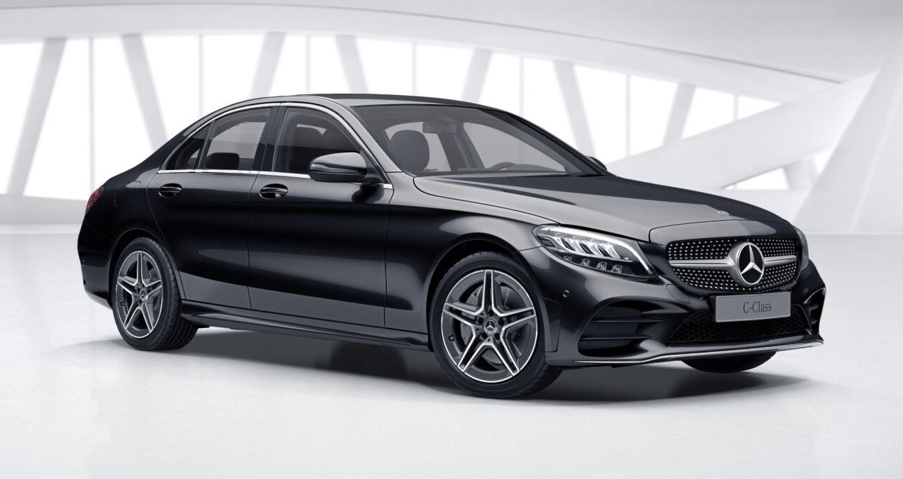Mercedes Classe C 2019 Couleurs Colors