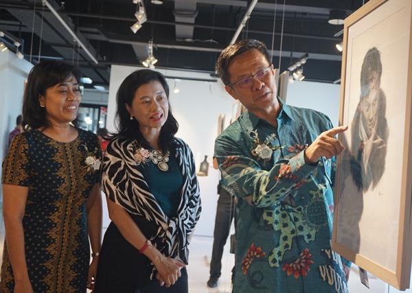 Yandramin Halim, Presiden Direktut PT Faber-Castell Internasional Indonesia