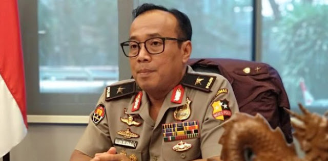 Polisi Belum Tentukan Unsur Pidana Terhadap Kader Perindo Pembawa Bintang Kejora
