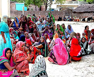 दो पक्षों में हुई मारपीट में घायल एक व्यक्ति की मौत, कोहराम | #NayaSabera