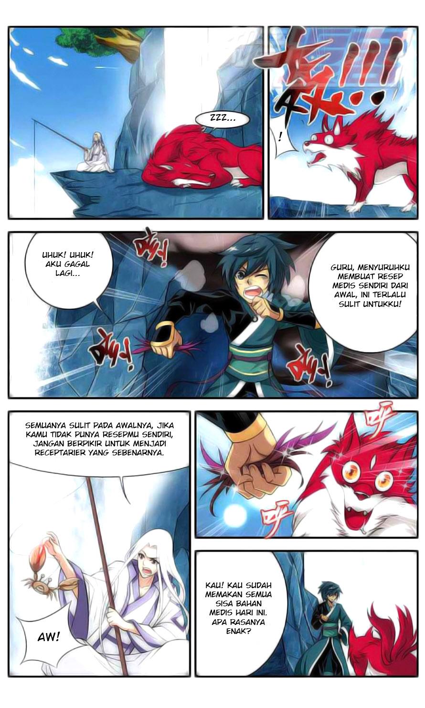 Battle Through the Heavens Chapter 26-30