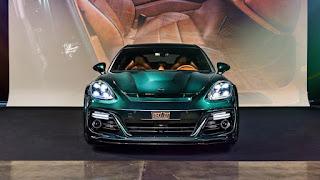 Porsche Panamera estate (Sport Turismo) TechArt GrandGT