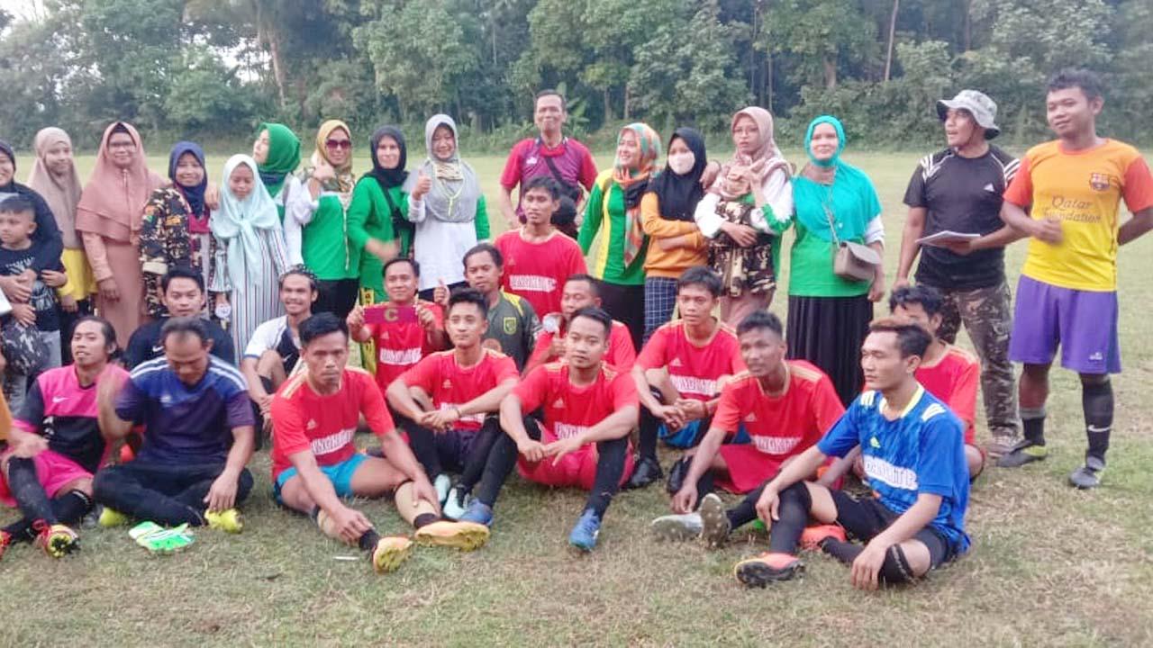 PAC GP Ansor Bantarbolang Gelar Laga Persahabatan Sepakbola Melawan PAC GP Ansor Randudongkal