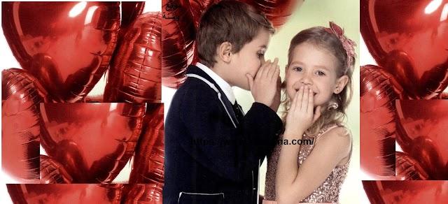 هل وقوع الاطفال في الحب رومانسية إيجابية ام دلع ماسخ وجب إيقافه ؟