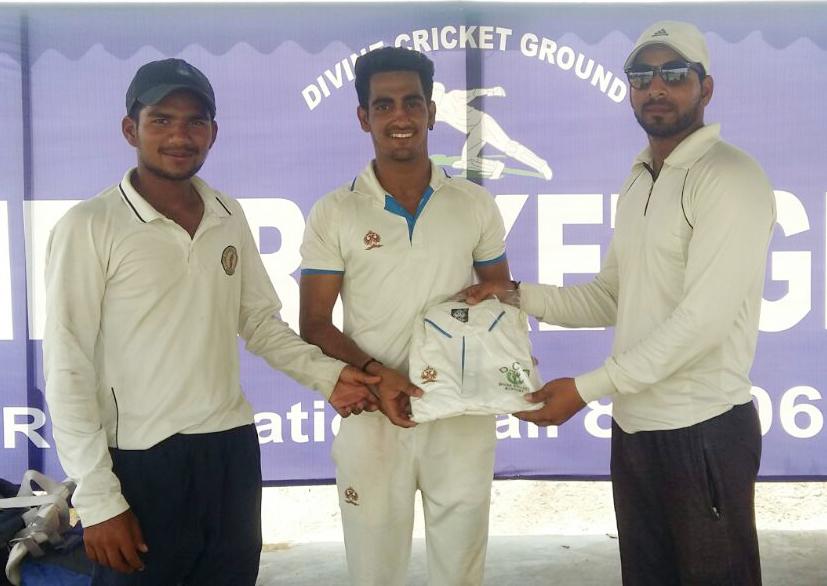 महादेव देसाई क्रिकेट अकादमी ने महाराजा उमेद सिंह अकादमी को 86 रन से हराया