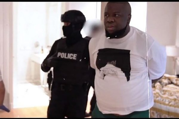 JUST IN: Hushpuppi  attempted to dupe Premier League club of £100m - FBI