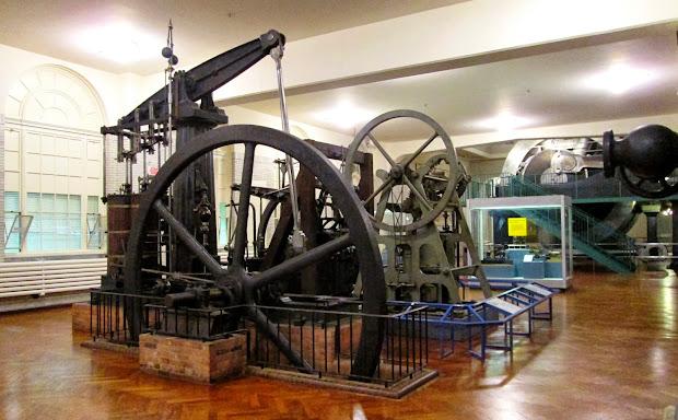 James Watt Steam Engine Diagram