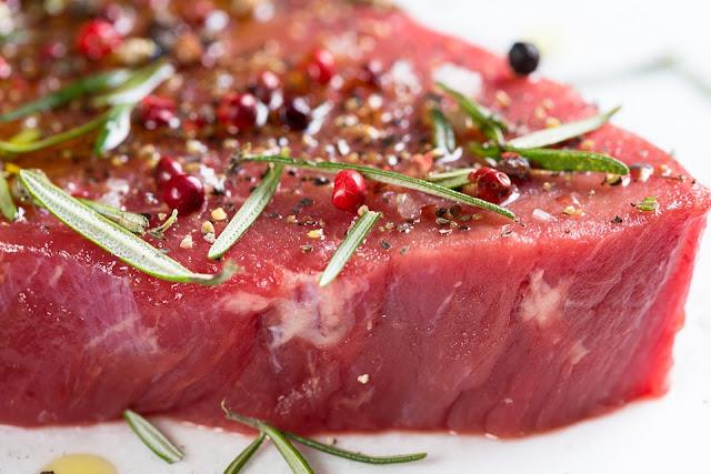 Makanan Yang Mengandung Protein Tinggi Daging Merah