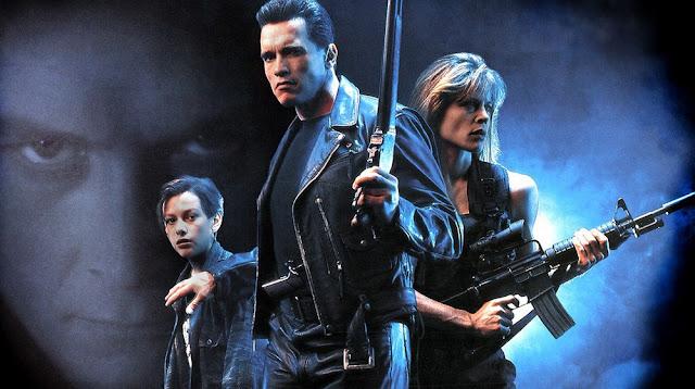 Trailer Exterminador do Futuro 2 3D