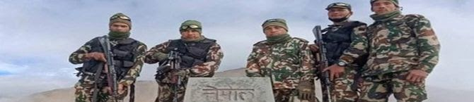 Nepal: Committee Formed To Study Border Issues With China Submits Report To Home Minister