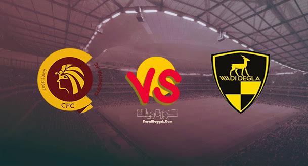 نتيجة مباراة وادي دجلة وسيراميكا بتاريخ 24-08-2021 في الدوري المصري