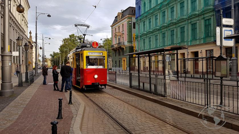 Zabytkowy tramwaj - przejażdżka po Wrocławiu