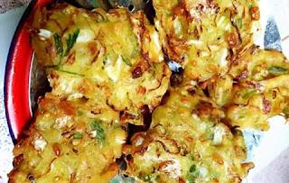 Cara Membuat Bakwan Sayur Crispy Untuk Dijual