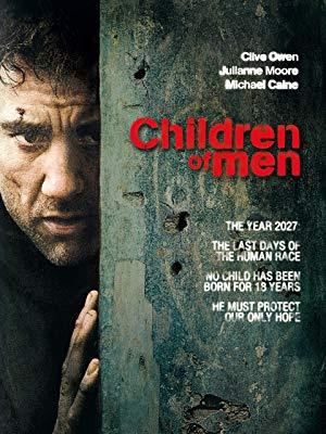 Children of Men 2006 Dual Audio Hindi 720p BRRip 800mb