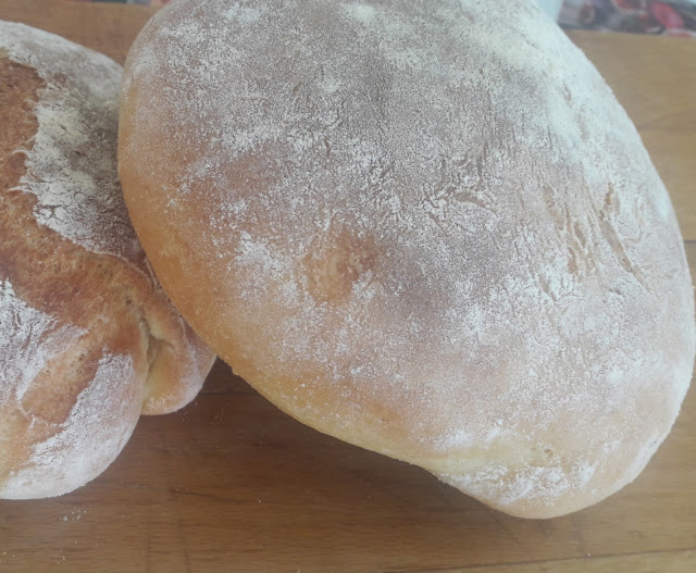 خبز منزلي