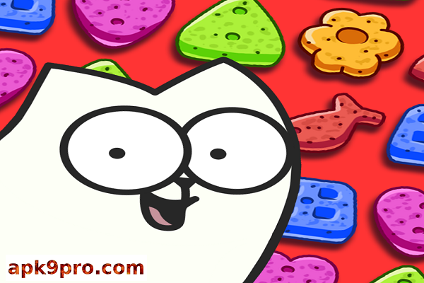 Simon's Cat – Crunch Time 1.42.1 Apk + Mod (File size 72 MB) for android