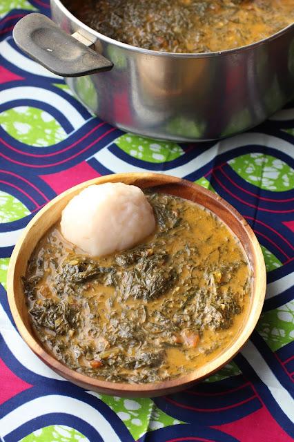 fumbwa recette congo