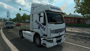 DumaGas Renault Premium skin