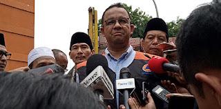 Virus Corona Sudah Dilevel Tertinggi, Anies Baswedan Terbitkan Instruksi Gubernur