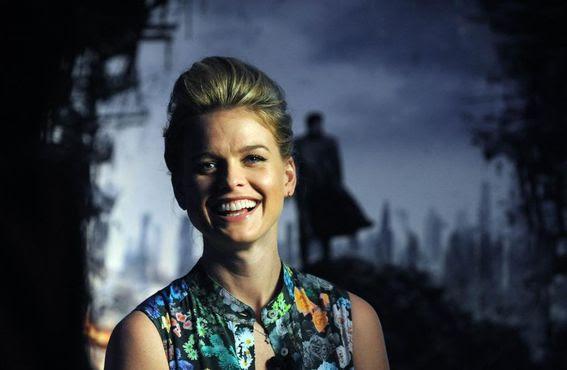Alice Eve at the Star Trek Into Darkness IMAX Presentation