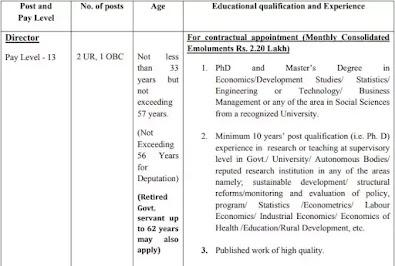NILERD Recruitment 2021