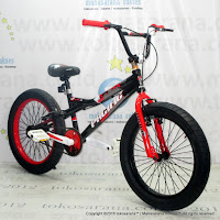 Sepeda BMX Pacific X-Man 3.0 20 Inci Ban Jumbo