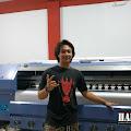 Anak Tunggal Politisi Kondang di Salatiga, Mulai Rintis Usaha Digital Printing dan Karangan Bunga