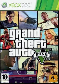 Grand Theft Auto V PT-BR Xbox 360 Torrent
