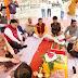 ओरछा के राजा राम की लीला का भूमिपूजन संपन्न *  *विश्व भर के 142 देशों में हुआ सीधा प्रसारण *  *अंतर्राष्ट्रीय वर्चुअल रामलीला से ओरछा बनेगा महत्वपूर्ण पर्यटन स्थल: डॉ. राकेश मिश्र