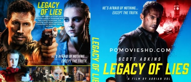 Legacy Of Lies (2020) English WEB-DL 480p & 720p GDrive Download | 450MB & 900MB