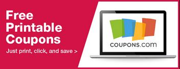 free printable coupons