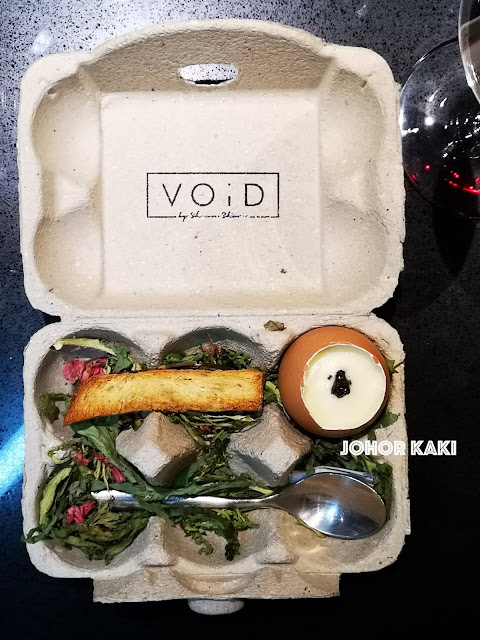 VOiD Restaurant is Full. of Delights