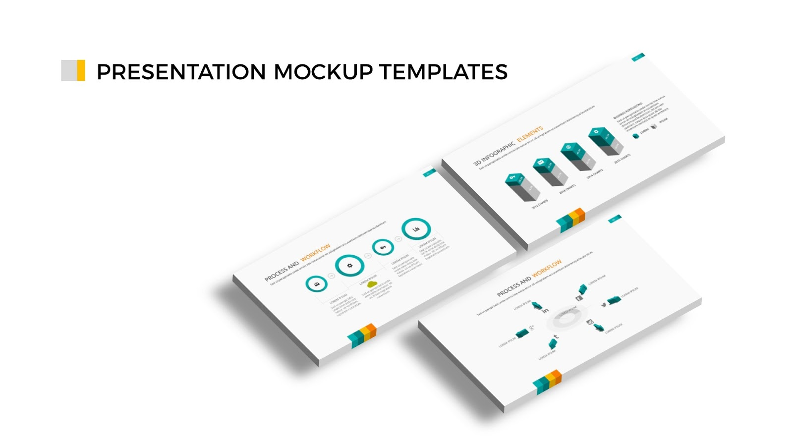 The Best Powerpoint Presentation Mockup Templates