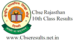 Cbse Rajasthan 10th Results